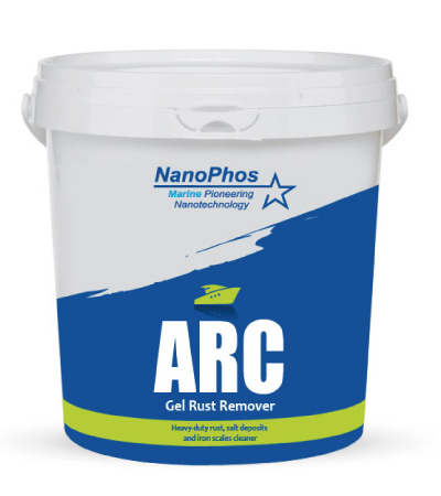 ARC Gel Rust Remover