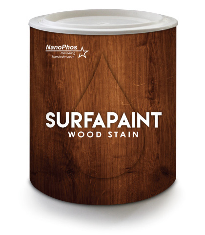 SurfaPaint Wood Stain